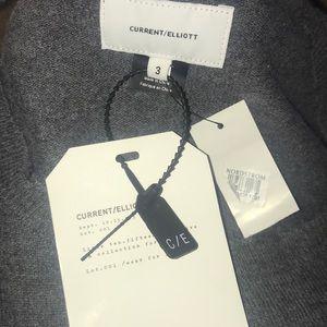 Current/Elliott Sweaters - NWT Current/Elliott Scotlyn Cashmere Blend Sweater